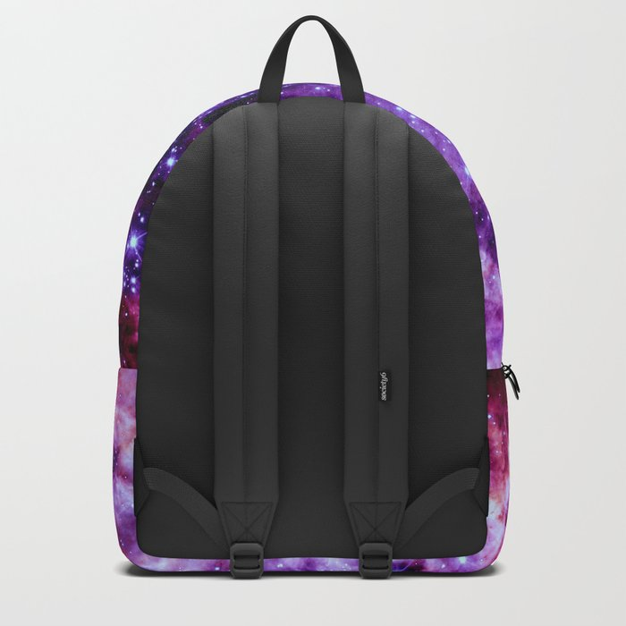 galaXy. Stars Purple Pink Nebula Backpack