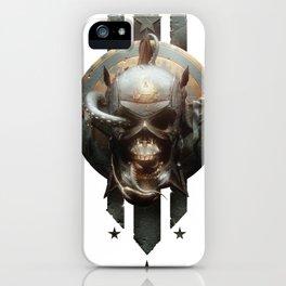 Hail Hydra 3 iPhone Case