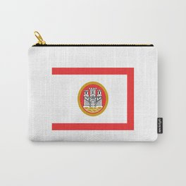 Flag of bergen Carry-All Pouch