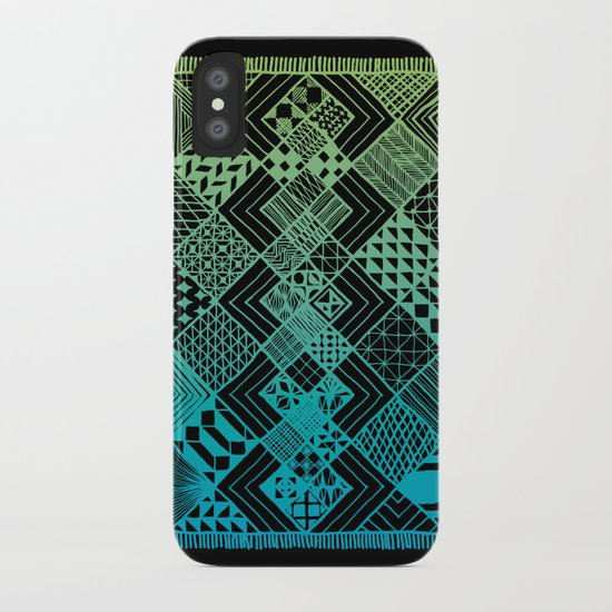 Carpet Ride iPhone Case