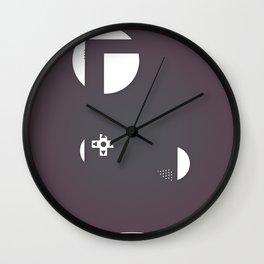 G... ..Y Wall Clock
