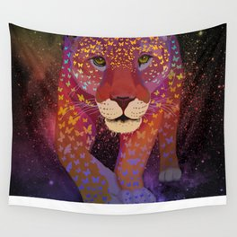 """""""Courage"""" Wall Tapestry"""