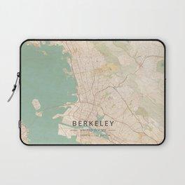 Berkeley, United States - Vintage Laptop Sleeve