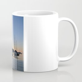Tranquil Moorings In The Isles Of Scilly. Coffee Mug