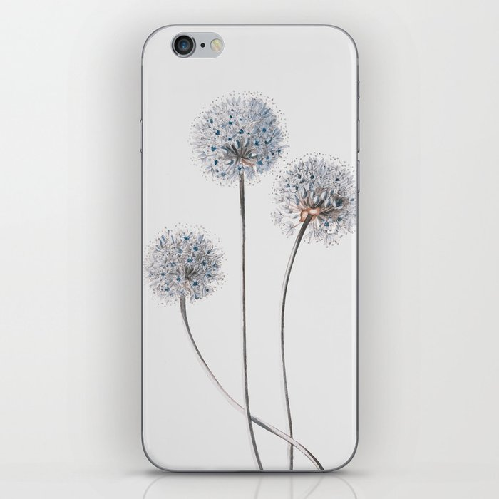 Dandelion 2 iPhone Skin