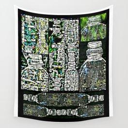 Plastics series 13 Wall Tapestry