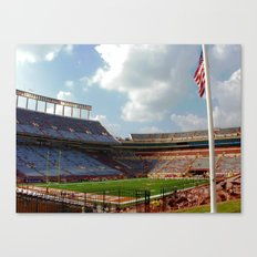 University of Texas Football Canvas Print