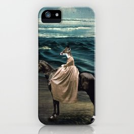 The Fox and the Sea iPhone Case