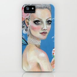 Let them eat cake iPhone Case