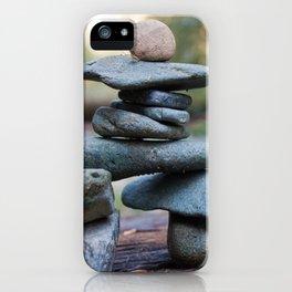 inukshuk iPhone Case