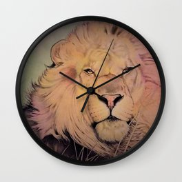 Lord of the Fen Wall Clock