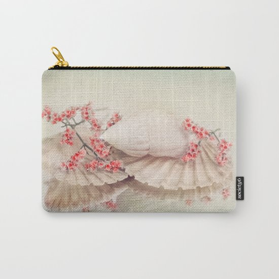 SHELLY DREAM Carry-All Pouch