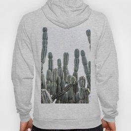 Minimalist Cactus Hoody