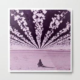 Nueva Ola Metal Print