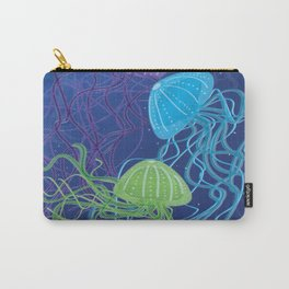 Ethereal Jellies Carry-All Pouch