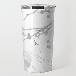 Somber tower Travel Mug