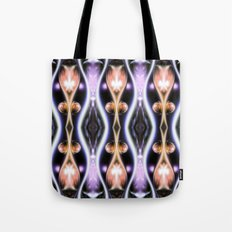 Space Blossoms Tote Bag