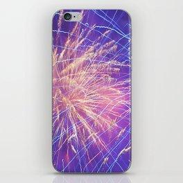 July Fourth Fireworks iPhone Skin