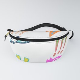 punctuation Fanny Pack