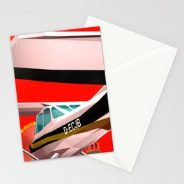 Squared: Mathias Rust Stationery Cards