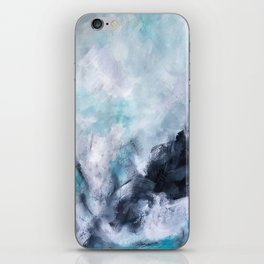 Wave Form iPhone Skin