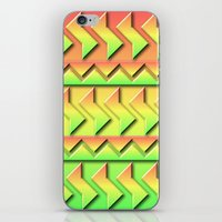 rio iPhone & iPod Skins featuring Rio by Lyle Hatch