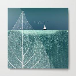OCEAN WONDERLAND VIII Metal Print