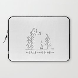 Take the Leap Laptop Sleeve