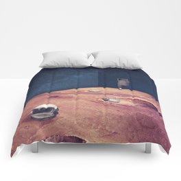 Escape from Mars Comforters