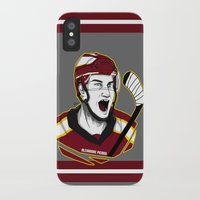 picard iPhone & iPod Cases featuring Alexandre Picard by Kana Aiysoublood
