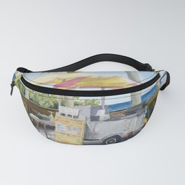 Lonesome Paradise Fanny Pack