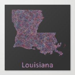 Louisiana Canvas Print