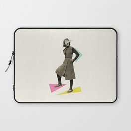 Shapely Figure Laptop Sleeve