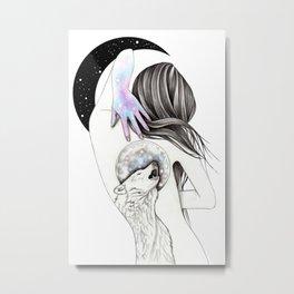 Moon Coven Metal Print