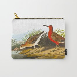 Pigmy Curlew Bird Carry-All Pouch