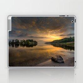 Serenity by dawn Laptop & iPad Skin