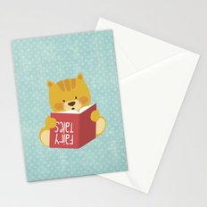 Fairy Tales, Teddy Bear Stationery Cards