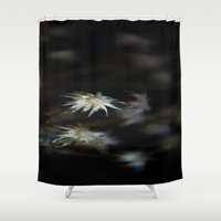 biggie smalls Shower Curtains featuring Smalls by Dominious