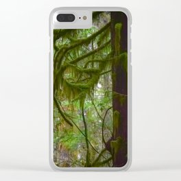 Naturally Curly Clear iPhone Case