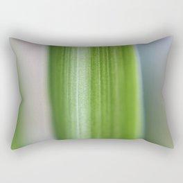 Green, Bellingham, WA Rectangular Pillow