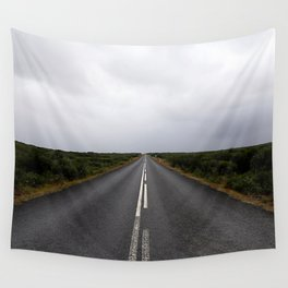 a way down Wall Tapestry
