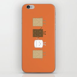 Life is S'more Fun Together iPhone Skin