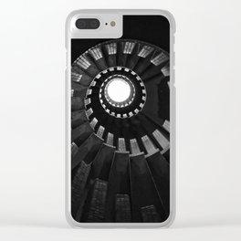 Villa Vortex - Le Vortex Clear iPhone Case