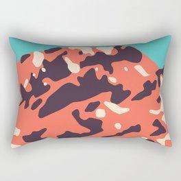 Mont Blanc - 4809 Rectangular Pillow