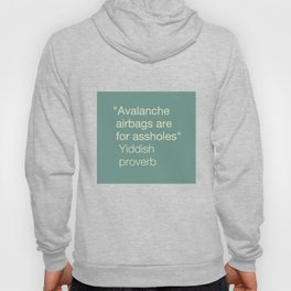 Avalanche Airbags Hoody