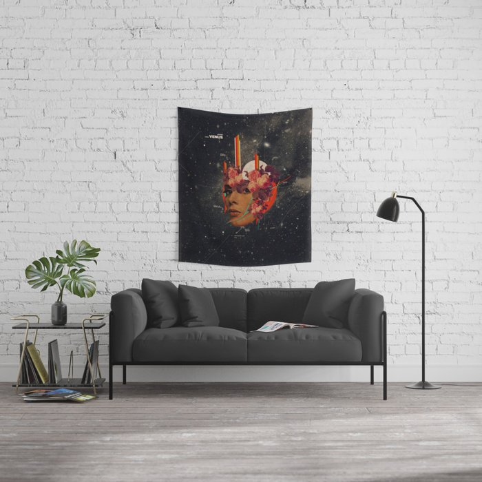 Astrovenus Wall Tapestry