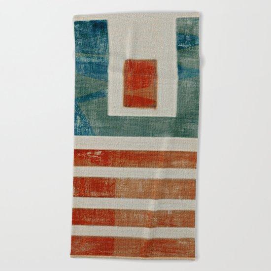 Scorpio Beach Towel