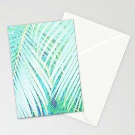palm fronds Stationery Cards
