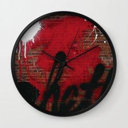 Donny Hathaway Wall Clock