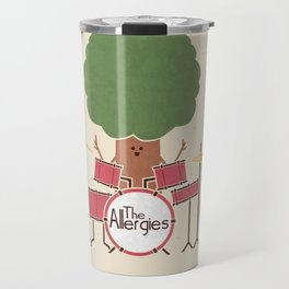 The Allergies Travel Mug
